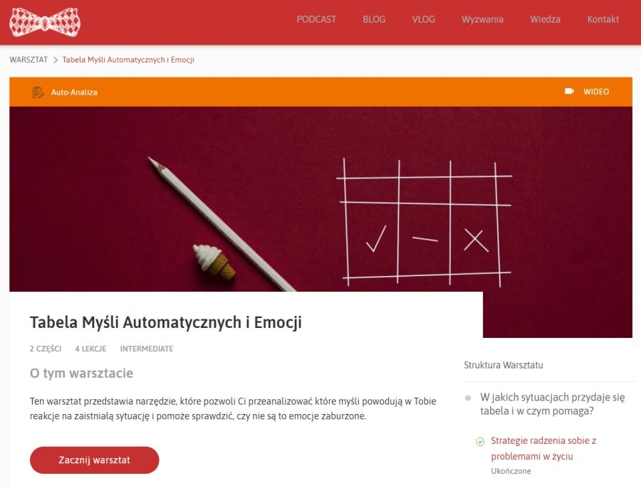 prosty facet platforma kursów online apprentice